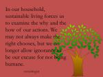 sustain quote
